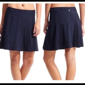 Athleta Wear About Navy Blue Skirt / Skort